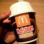 Foto zu McDonald's: Mc Flurry mit Twix
