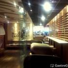 Foto zu McDonald's: Innenbereich mit Blick auf Kasse!