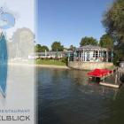 Foto zu Cafe-Restaurant Inselblick: Cafe-Restaurant Inselblick direkt am Chiemseeufer