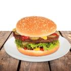 Foto zu World of Pizza Ludwigsfelde: American Style Burger