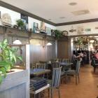 Foto zu Hotel Gastmahl des Meeres: Gastraum im Juli 2017