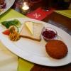 Gebackener Camembert/halbe Portion