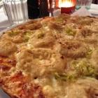 Foto zu Da Angelo: Pizza Calamari mit Peperoni