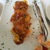 HG Hausgemachte Ravioli mit Fischragout