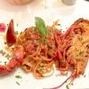 Linguini con Astice