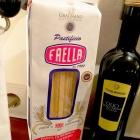 """Foto zu La Vecchia Taverna · Altes Rathaus: Linguine von """"Pastificio Fealla Gragnano"""""""