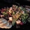 Bauernsalat meiner Kollegin