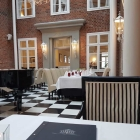 Foto zu Ambiente im Landhotel de Weimar: Innenhof