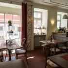 Foto zu Zucker & Salz - Cafe am alten Rathaus: gemütlicher Innenbereich