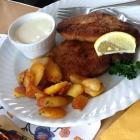 Foto zu Raupenstein: Kochkässchnitzel