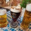 ein 0,5ér Radeberger Pilsner für 3,90 €, ein  0,5ér Dresdner Felsenkeller für je 3,70 € ein 0,3ér  Schwarzen Steiger für 2,80 €