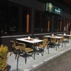Foto zu JJ's Raugrund – Restaurant | Bar | Biergarten: Außenansicht