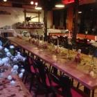 Foto zu JJ's Raugrund – Restaurant | Bar | Biergarten: Geburtstagstafel