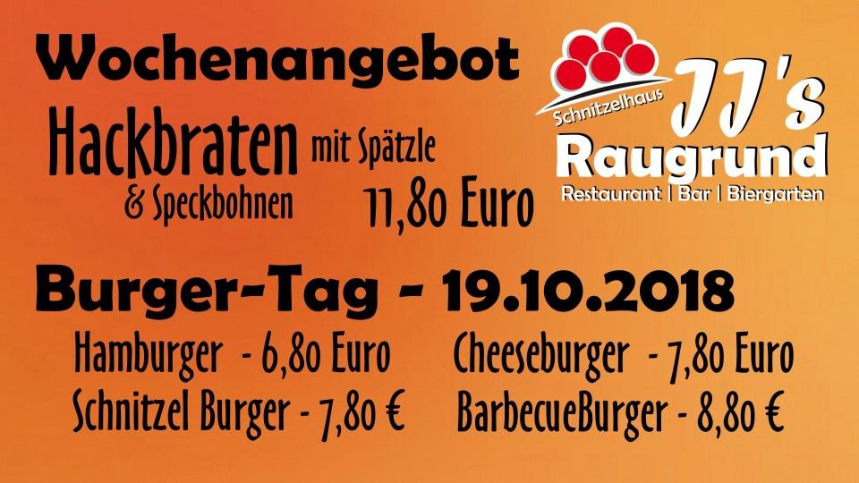 Bild zur Nachricht von JJ's Raugrund – Restaurant | Bar | Biergarten