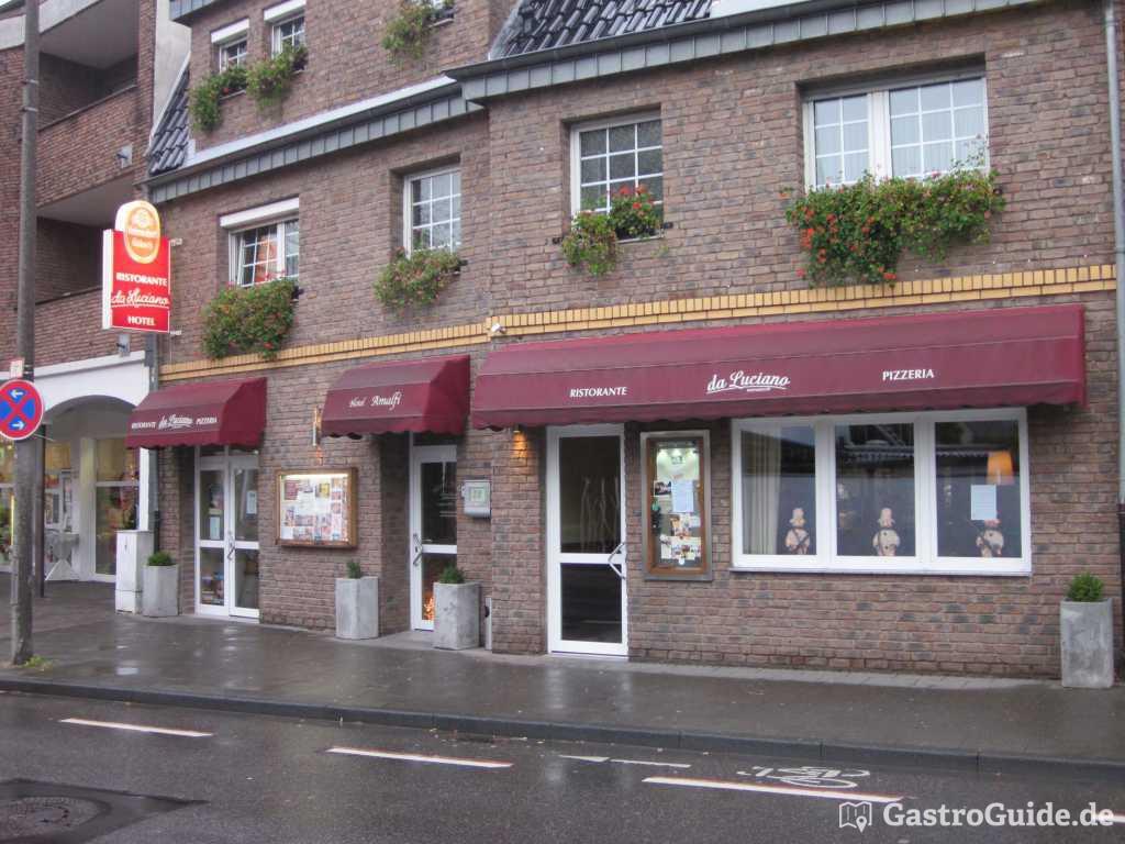 ristorante da luciano restaurant catering partyservice in 50259 pulheim kernstadt. Black Bedroom Furniture Sets. Home Design Ideas