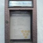 Foto zu Weinstube Brendel: Auszug Speisenkarte