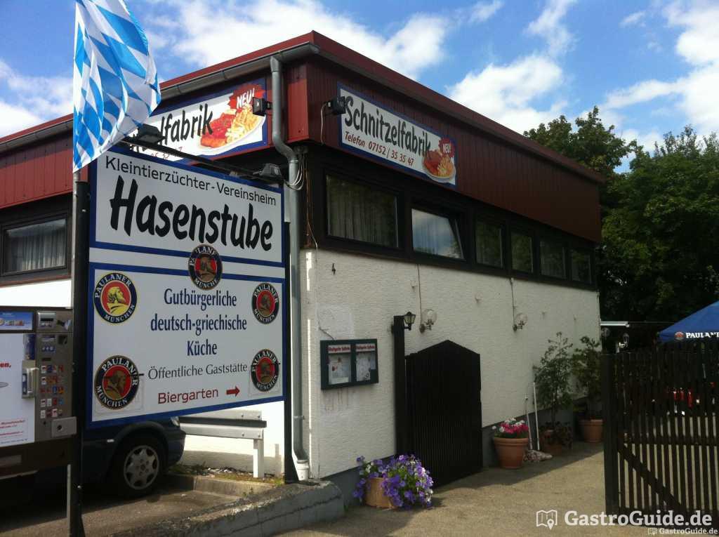 schnitzelfabrik hasenstube restaurant gasthof in 71229 leonberg. Black Bedroom Furniture Sets. Home Design Ideas