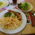 Foto zu Historisches Hotel Restaurant Stampfermühle: Grillteller
