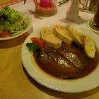 Foto zu Historisches Hotel Restaurant Stampfermühle: Sauerbraten