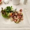 Oktopus Salat mit bestem Kreta-Olivenöl