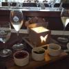 schöner, stimmungsvoller Tisch