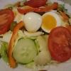 Großer Salatteller nach Wunsch