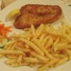 Schnitzel vom Huhn