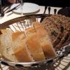 Zwei Sorten Brot