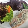 Friesischer Matjes mit Rote Bete Salat