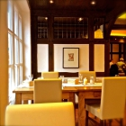 Foto zu Restaurant Oelder Brauhaus: der vordere Gastraum