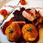 Foto zu Restaurant Oelder Brauhaus: leckeres Mittagsgericht