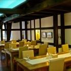 Foto zu Restaurant Oelder Brauhaus: Der hintere Gastraum