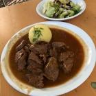 Foto zu Gasthaus zur Mühle: Ochsenfetzen für 15,90€ mit Salat