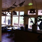 Foto zu Strandrestaurant Gerken: Restaurant Fischerstube