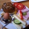 Herzhafte Frühstück