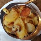 Foto zu Zum Ratskeller: Bratkartoffel zum Hackbraten