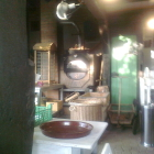 Foto zu Weinschlauch: hier wird der Flammkuchen gemacht