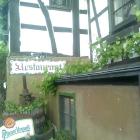 Foto zu Weinschlauch: Eingang