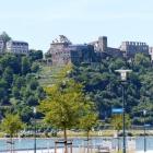 Foto zu Romantik Hotel Schloss Rheinfels: .