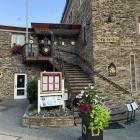 Foto zu Romantik Hotel Schloss Rheinfels: 16.09.20 Innenhof