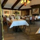 Foto zu Romantik Hotel Schloss Rheinfels: 16.09.20 Gastraum