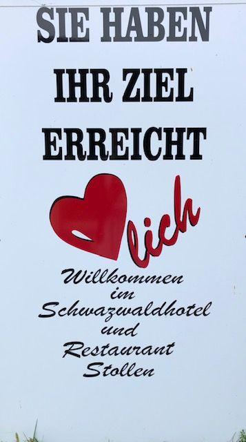 Bild zur Nachricht von Schwarzwaldhotel & Restaurant Stollen