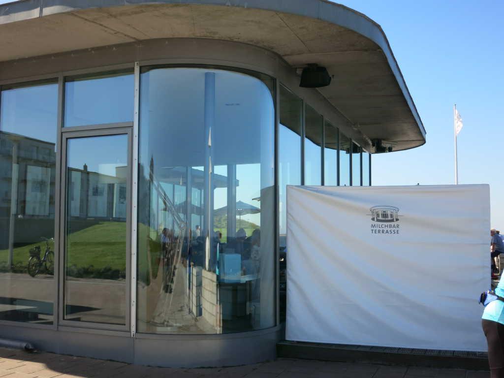 Webcam Norderney Milchbar