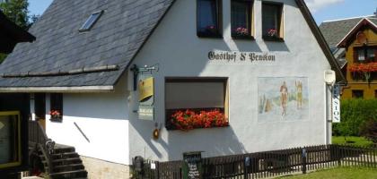 Bild von Gaststätte und Pension Skiklause