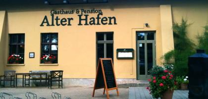 Bild von Gasthaus & Pension Alter Hafen