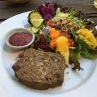 Foto zu Tenzo-Gasthof: 18.8.18 Land Pate mit Salat