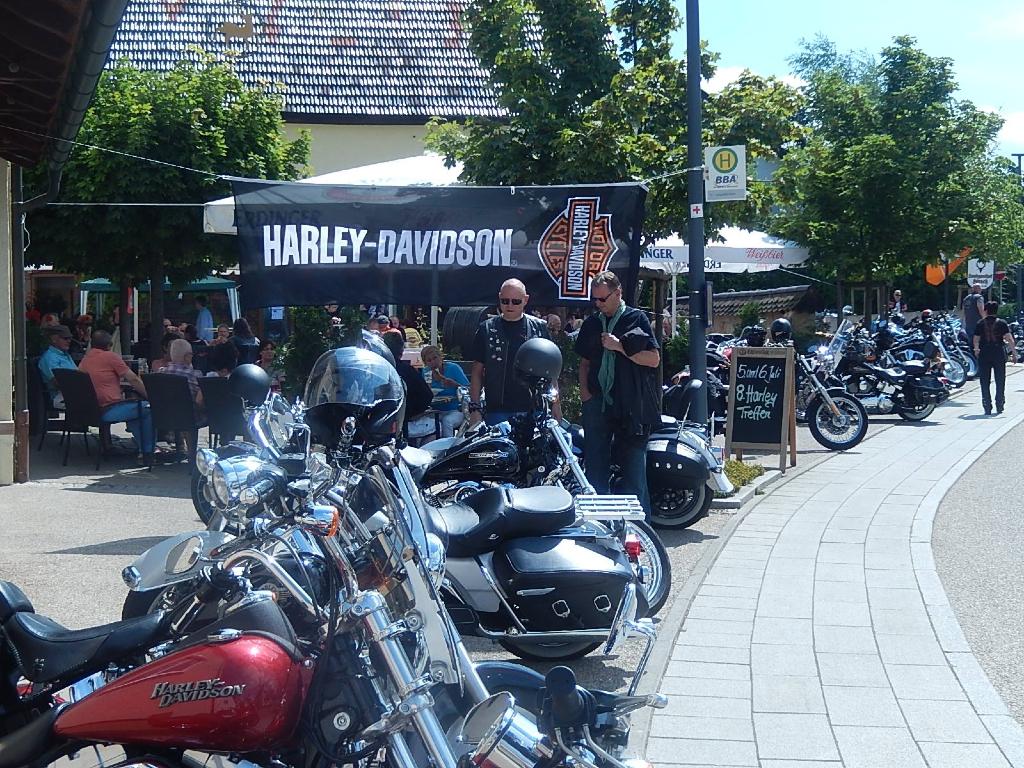 Harley Treffen 2015