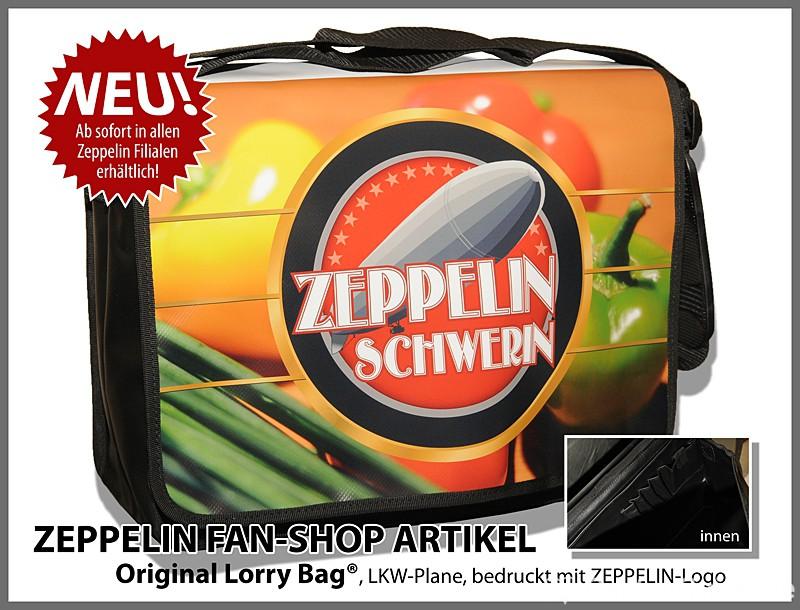 Bild zur Nachricht von Zeppelin Restaurant im Capitolhof der Schweriner Höfe