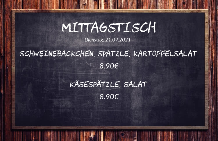 Bild zur Nachricht von Landgasthof Hirsch